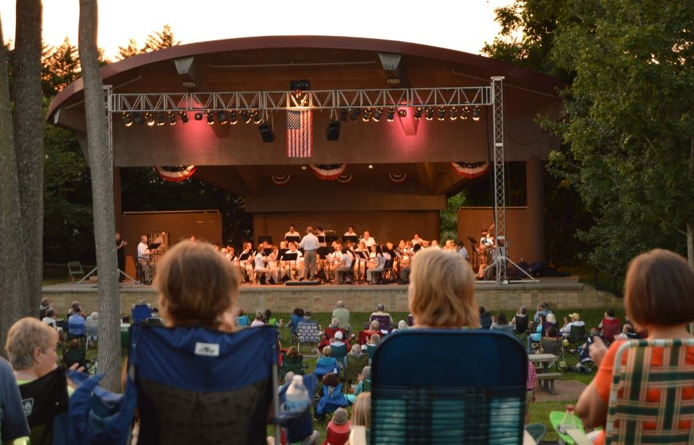 Cookeville Community Band  concert