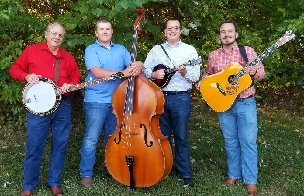 Clearview Bluegrass band members