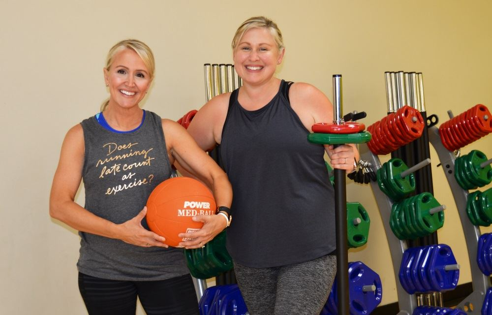Leisure Services fitness instructors