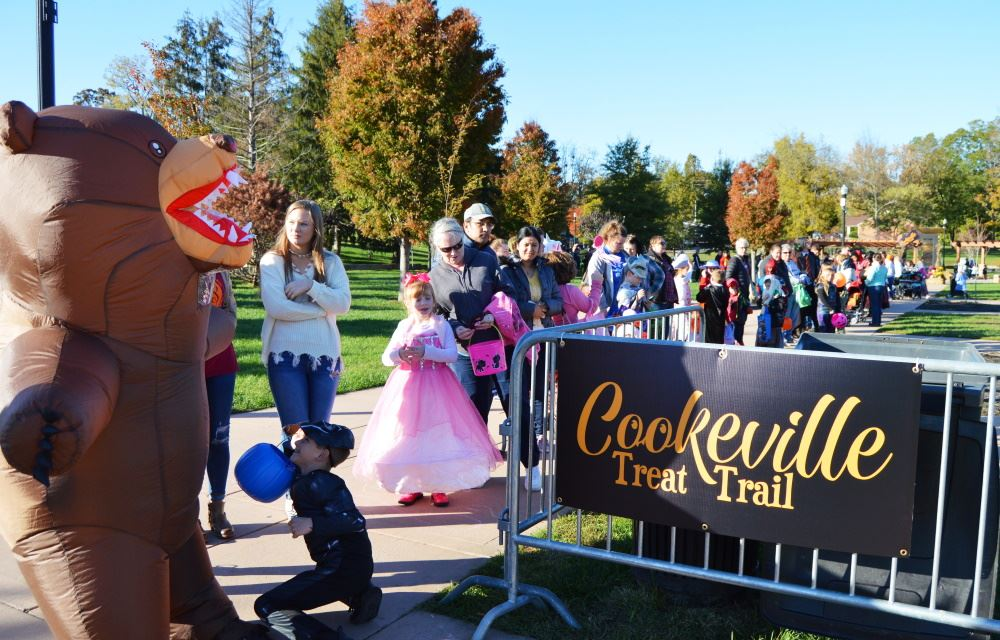Cookeville Treat Trail