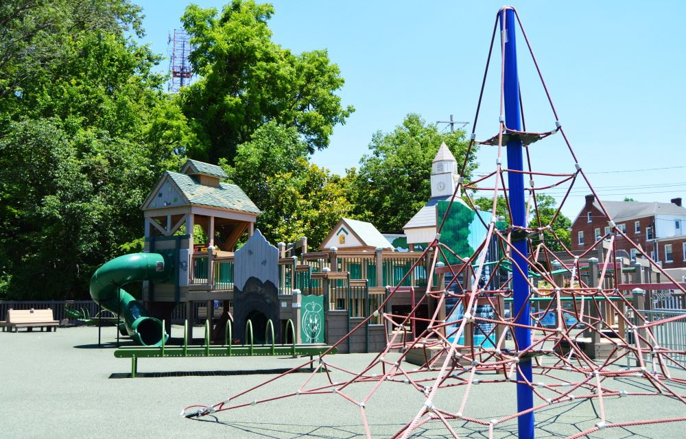 heart of the city playground